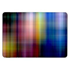 Colorful Abstract Background Samsung Galaxy Tab 8 9  P7300 Flip Case