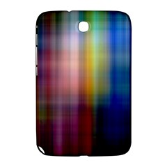 Colorful Abstract Background Samsung Galaxy Note 8.0 N5100 Hardshell Case