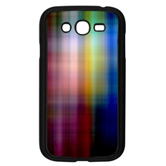 Colorful Abstract Background Samsung Galaxy Grand DUOS I9082 Case (Black)