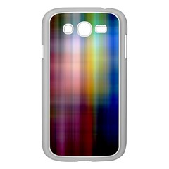 Colorful Abstract Background Samsung Galaxy Grand DUOS I9082 Case (White)