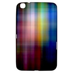 Colorful Abstract Background Samsung Galaxy Tab 3 (8 ) T3100 Hardshell Case