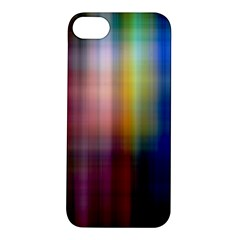 Colorful Abstract Background Apple iPhone 5S/ SE Hardshell Case
