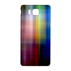 Colorful Abstract Background Samsung Galaxy Alpha Hardshell Back Case