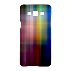 Colorful Abstract Background Samsung Galaxy A5 Hardshell Case