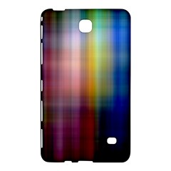 Colorful Abstract Background Samsung Galaxy Tab 4 (8 ) Hardshell Case