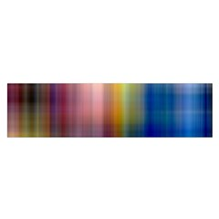 Colorful Abstract Background Satin Scarf (oblong)