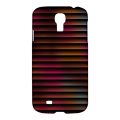 Colorful Venetian Blinds Effect Samsung Galaxy S4 I9500/I9505 Hardshell Case
