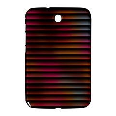 Colorful Venetian Blinds Effect Samsung Galaxy Note 8 0 N5100 Hardshell Case
