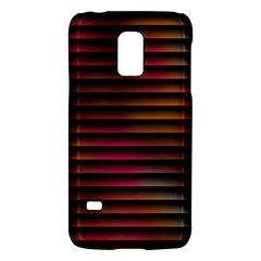 Colorful Venetian Blinds Effect Galaxy S5 Mini