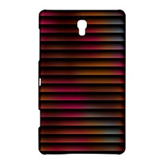 Colorful Venetian Blinds Effect Samsung Galaxy Tab S (8.4 ) Hardshell Case