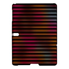 Colorful Venetian Blinds Effect Samsung Galaxy Tab S (10.5 ) Hardshell Case