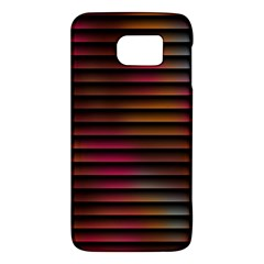 Colorful Venetian Blinds Effect Galaxy S6