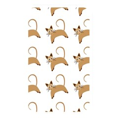 Cute Cats Seamless Wallpaper Background Pattern Memory Card Reader