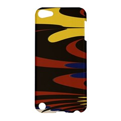 Peacock Abstract Fractal Apple iPod Touch 5 Hardshell Case
