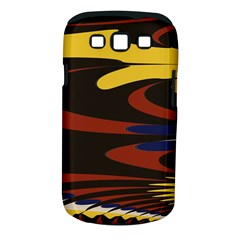 Peacock Abstract Fractal Samsung Galaxy S Iii Classic Hardshell Case (pc+silicone)