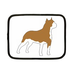 American Staffordshire Terrier  Silo Color Netbook Case (Small)