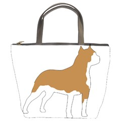 American Staffordshire Terrier  Silo Color Bucket Bags
