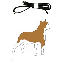 American Staffordshire Terrier  Silo Color Shoulder Sling Bags