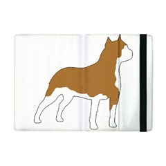 American Staffordshire Terrier  Silo Color Apple iPad Mini Flip Case