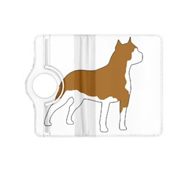 American Staffordshire Terrier  Silo Color Kindle Fire HD (2013) Flip 360 Case