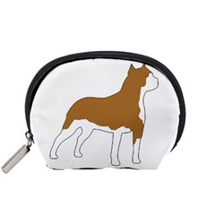 American Staffordshire Terrier  Silo Color Accessory Pouches (Small)