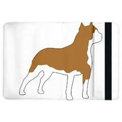 American Staffordshire Terrier  Silo Color iPad Air 2 Flip