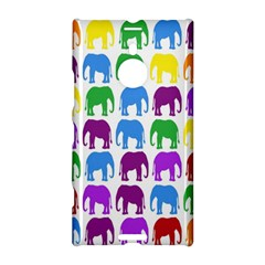Rainbow Colors Bright Colorful Elephants Wallpaper Background Nokia Lumia 1520
