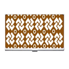 Art Abstract Background Pattern Business Card Holders