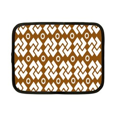Art Abstract Background Pattern Netbook Case (small)