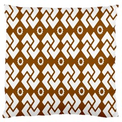 Art Abstract Background Pattern Large Cushion Case (one Side)