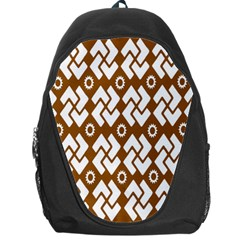 Art Abstract Background Pattern Backpack Bag
