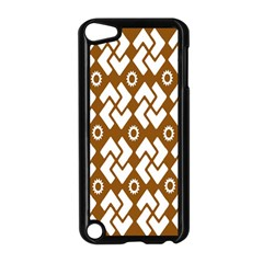 Art Abstract Background Pattern Apple Ipod Touch 5 Case (black)