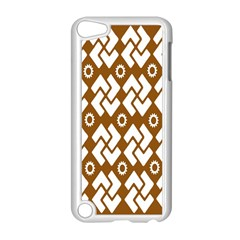 Art Abstract Background Pattern Apple Ipod Touch 5 Case (white)
