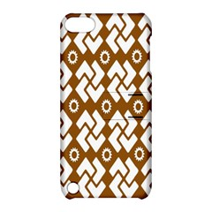 Art Abstract Background Pattern Apple iPod Touch 5 Hardshell Case with Stand
