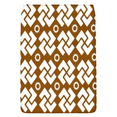 Art Abstract Background Pattern Flap Covers (S)