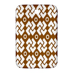 Art Abstract Background Pattern Samsung Galaxy Note 8.0 N5100 Hardshell Case