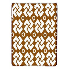 Art Abstract Background Pattern iPad Air Hardshell Cases