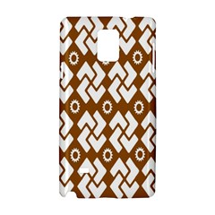 Art Abstract Background Pattern Samsung Galaxy Note 4 Hardshell Case