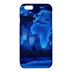 037429167625 Grass The Movie World Map Animated Background iPhone 6/6S TPU Case