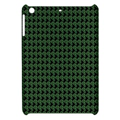 Clovers On Black Apple iPad Mini Hardshell Case