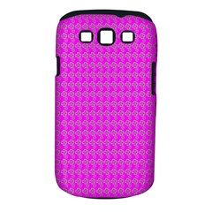 Clovers On Pink Samsung Galaxy S III Classic Hardshell Case (PC+Silicone)