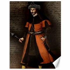 Count Vlad Dracula Canvas 36  x 48