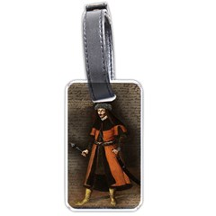Count Vlad Dracula Luggage Tags (Two Sides)