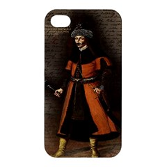 Count Vlad Dracula Apple iPhone 4/4S Hardshell Case