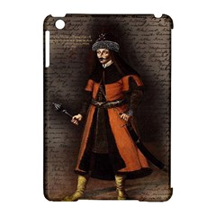 Count Vlad Dracula Apple iPad Mini Hardshell Case (Compatible with Smart Cover)