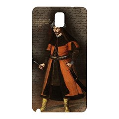 Count Vlad Dracula Samsung Galaxy Note 3 N9005 Hardshell Back Case