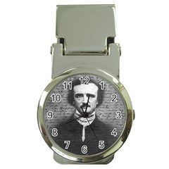Edgar Allan Poe  Money Clip Watches