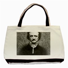Edgar Allan Poe  Basic Tote Bag
