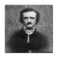 Edgar Allan Poe  Face Towel