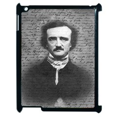 Edgar Allan Poe  Apple iPad 2 Case (Black)
